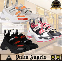 Palm Angels Unisex Street Style Plain Sneakers