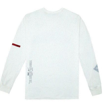 Nike Long Sleeve Crew Neck Street Style Collaboration Long Sleeves Cotton 5