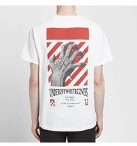 Off-White Collaboration Short Sleeves T-Shirts