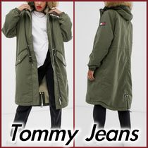 Tommy Hilfiger Casual Style Parkas
