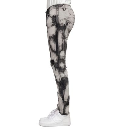 EPTM More Jeans Printed Pants Denim Street Style Jeans 3