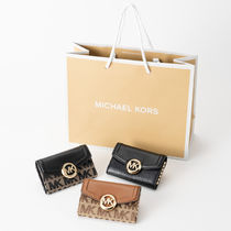 Michael Kors Logo Keychains & Bag Charms