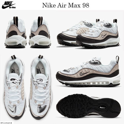 Nike AIR MAX 98 2020 SS Street Style Low Top Sneakers