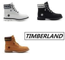 Timberland Unisex Street Style Plain Loafer & Moccasin Shoes
