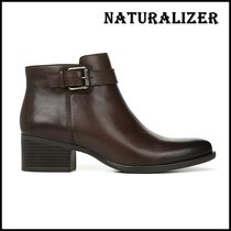 NATURALIZER Casual Style Plain Office Style Mid Heel Boots