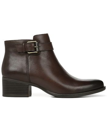 Casual Style Plain Office Style Mid Heel Boots