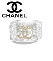 CHANEL Casual Style Party Style Elegant Style Bracelets