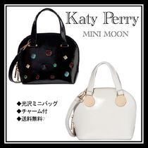Katy Perry Casual Style Elegant Style Shoulder Bags