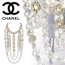 CHANEL Costume Jewelry Star Flower Party Style With Jewels