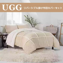 UGG Australia Unisex Plain Comforter Covers Duvet Covers
