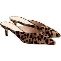 J Crew Leopard Patterns Casual Style Party Style Sandals Sandal