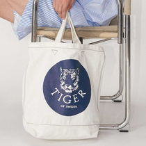 Tiger of Sweden Casual Style Unisex Canvas Totes