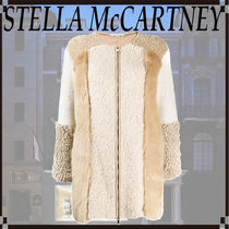 Stella McCartney Wool Medium Coats