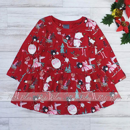 Holiday Themed Baby Girl Dresses & Rompers