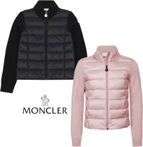 MONCLER Blended Fabrics Petit Kids Girl Tops