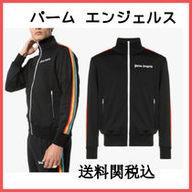 Palm Angels Unisex Street Style Track Jackets