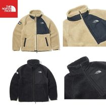 THE NORTH FACE Short Unisex Coach Jackets Biker Jackets