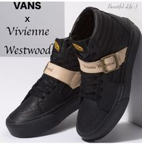 Vivienne Westwood Rubber Sole Casual Style Unisex Street Style Collaboration
