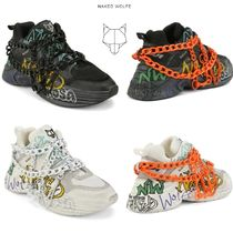 Naked Wolfe Chain Handmade Sneakers