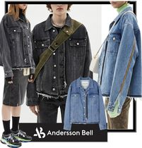 ANDERSSON BELL Unisex Street Style Jackets