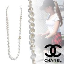 CHANEL Costume Jewelry With Jewels Elegant Style