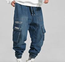 Street Style Joggers Jeans