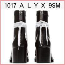 ALYX Street Style Plain Leather Boots
