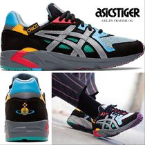 asics Unisex Blended Fabrics Street Style Collaboration Sneakers