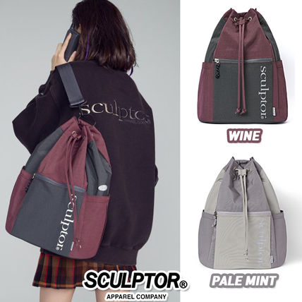 Casual Style Unisex Street Style Shoulder Bags