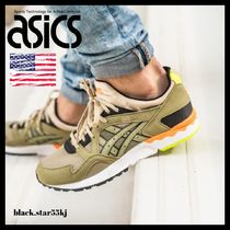 asics GEL LYTE Camouflage Street Style Sneakers