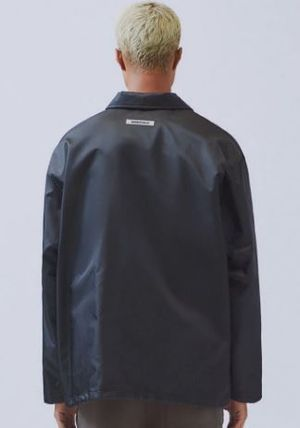 FEAR OF GOD ESSENTIALS Unisex Street Style Jackets