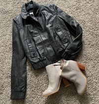 H&M Elegant Style Boots Boots