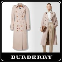 Burberry Casual Style Elegant Style Trench Coats