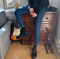 ASCLO Denim Street Style Plain Jeans & Denim