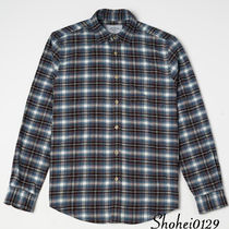 Ron Herman Gingham Glen Patterns Tartan Unisex Street Style