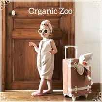 ORGANIC ZOO Unisex Organic Cotton Baby Girl Dresses & Rompers