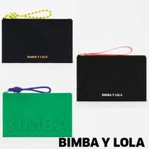 bimba & lola Plain Clutches