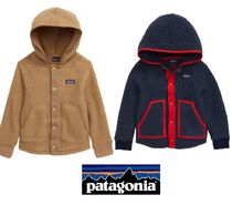 Patagonia Blended Fabrics Baby Girl Outerwear