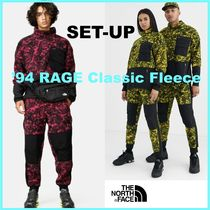 THE NORTH FACE 92 RAGE Street Style Top-bottom sets