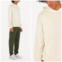 Louis Vuitton Pullovers Cashmere Street Style Long Sleeves Plain Oversized