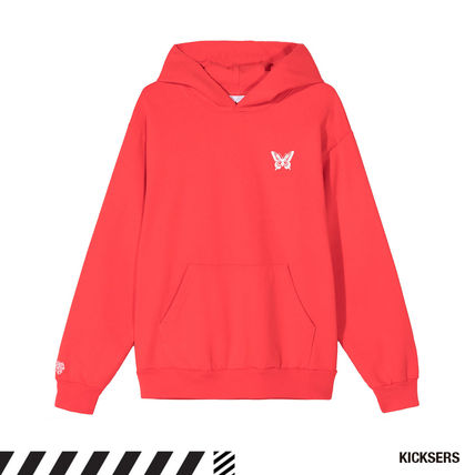 Girls Don't Cry Hoodies Pullovers Unisex Street Style Long Sleeves Cotton Oversized 2