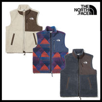 THE NORTH FACE Unisex Street Style Vests & Gillets