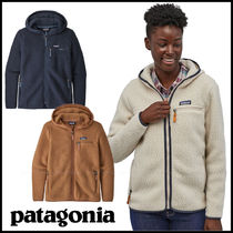 Patagonia Casual Style Plain Medium Outerwear