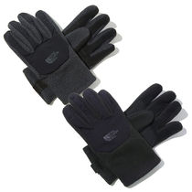 THE NORTH FACE Nylon Street Style Plain Smartphone Use Gloves