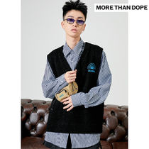 more than dope Vests