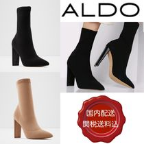 ALDO Plain Pin Heels Party Style Ankle & Booties Boots
