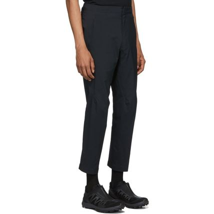 Tapered Pants Street Style Tapered Pants