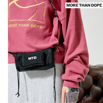 more than dope Shoulder Bags