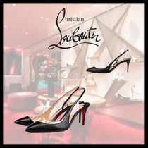 Christian Louboutin Other Animal Patterns Pin Heels Shoes