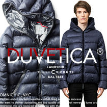 DUVETICA Wool Cashmere Down Jackets